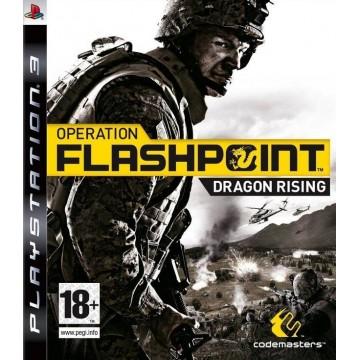 Operation Flashpoint Dragon Rising (Lietota)
